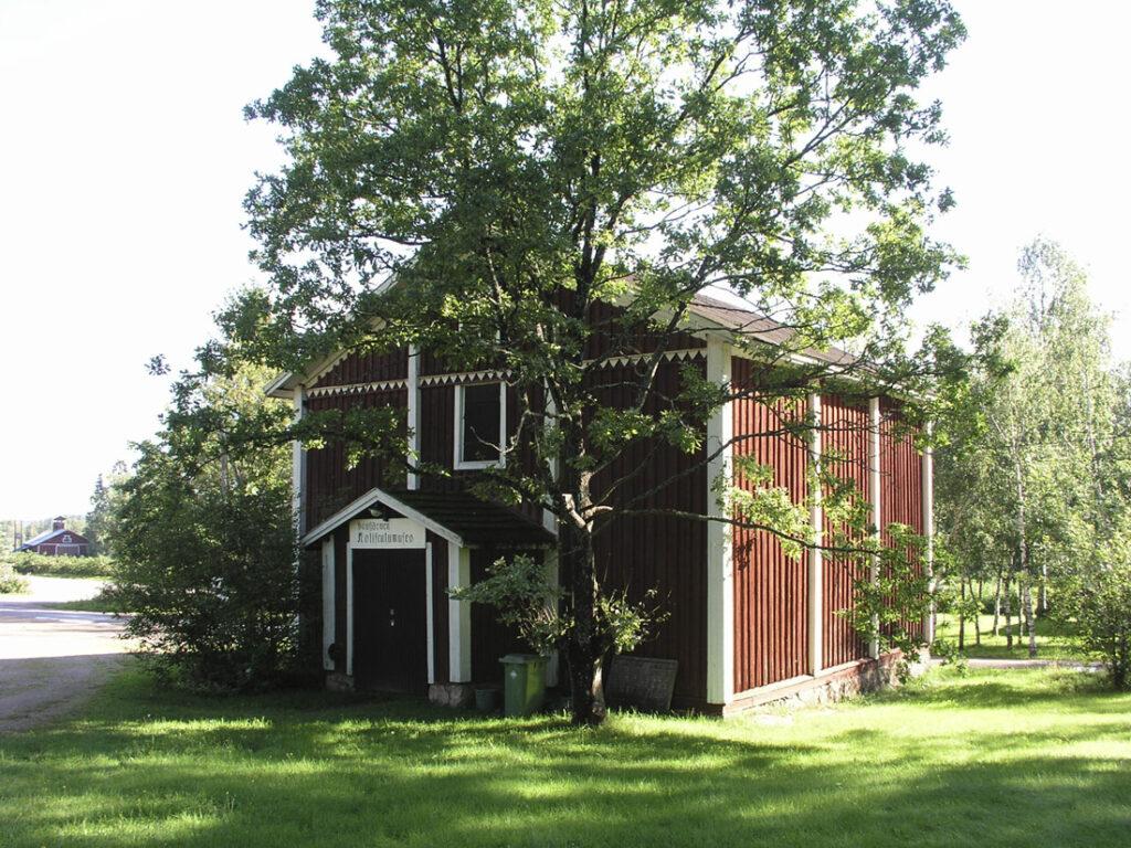 Hausjärven kotiseutumuseo. Kuva: Hausjärvi-Seura